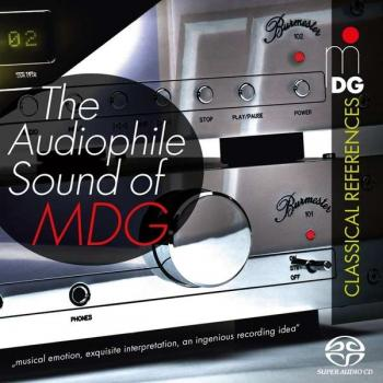 Various Artists - The Audiophile Sound of MDG Vol. 2 (Hybrid SACD)