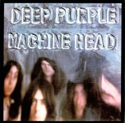 973)Deep Purple - Machine Head (1st UK Pressing LP 1972)