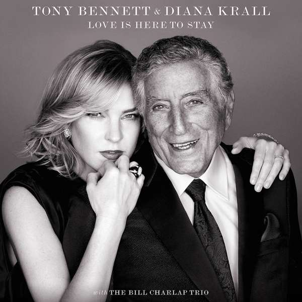 448)Tony Bennett & Diana Krall - Love Is Here To Stay (Vinyl LP)