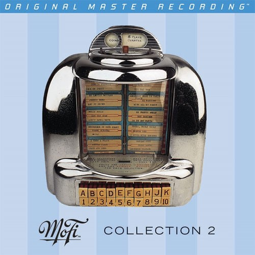 186)Various Artists - MoFi Collection 2 (Hybrid SACD)
