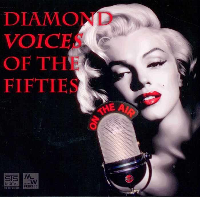 120)Various Artists - STS Diamond Voices of the 50's (Audiophile CD)