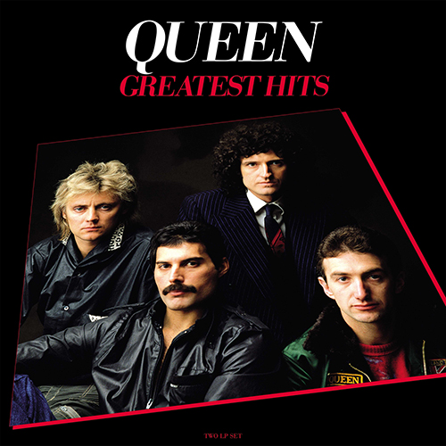 641)Queen - Greatest Hits I (Half-Speed Mastered) (180g 2LP)