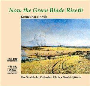 487)Stockholm Cathedral Choir - Now the Green Blade Riseth (K2HD CD)