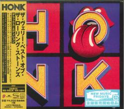 947)The Rolling Stones - Honk (3CD Deluxe) (SHM-CD) 2019