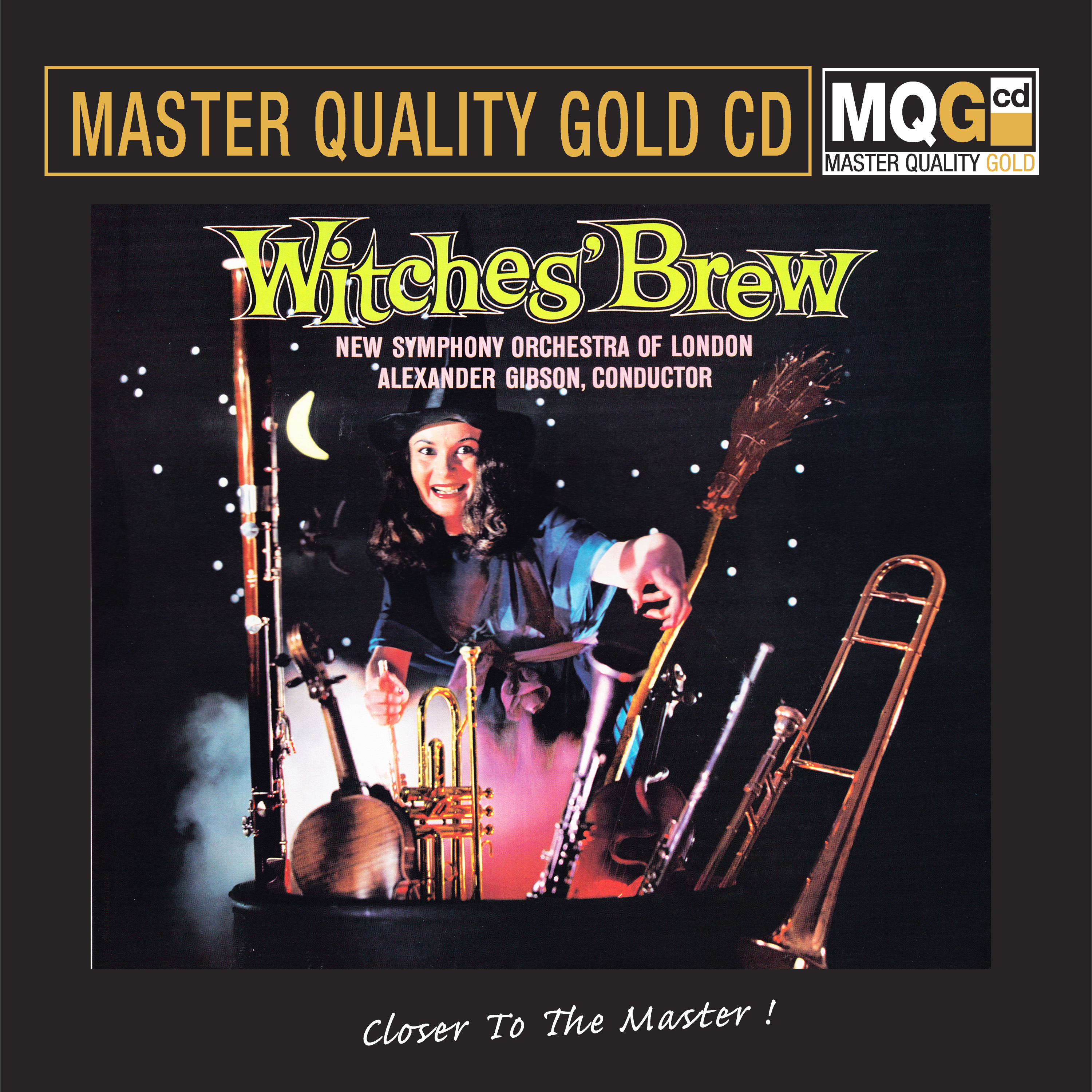411)Alexander Gibson - Witches' Brew (MQGCD)