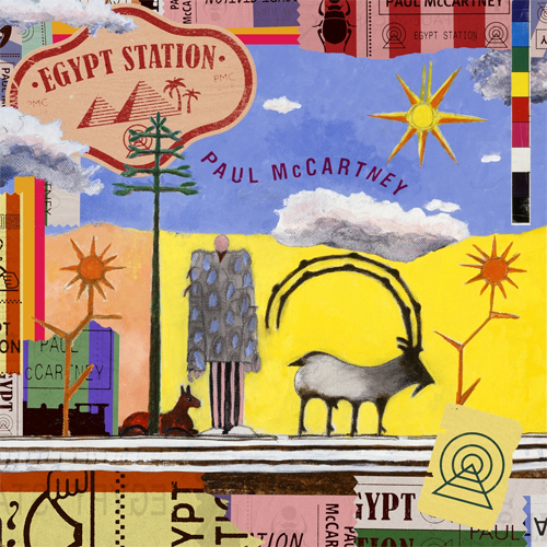 333)Paul McCartney - Egypt Station (Deluxe-Edition) (Vinyl 2LP)