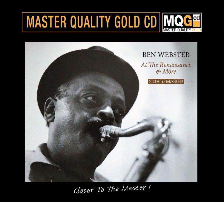 408)Ben Webster - At The Renaissance (MQGCD)