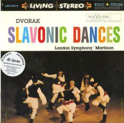 1041)Dvorak - Slavonic Dances (Classic Records) (180g 4LP 45 rpm Quiex SV)