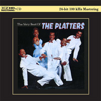 346)The Platters - The Very Best Of (K2HD CD)