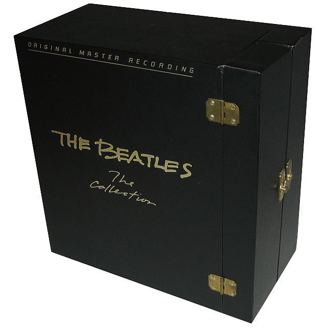 553)The Beatles - The Beatles Collection (MFSL 14LP 1982) (Box Set)