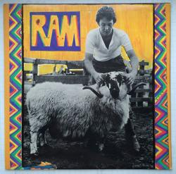 968)Paul & Linda McCartney - Ram (1st UK pressing LP 1971)