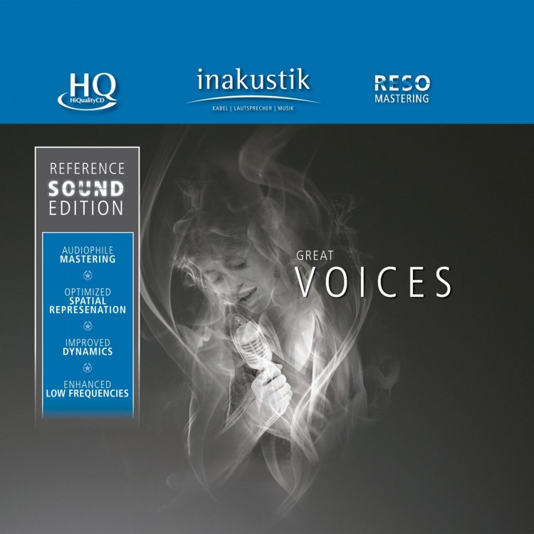 633)Various Artists - Reference Sound Edition: Great Voices Vol.1 (HQCD)