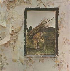 990)Led Zeppelin - Led Zeppelin IV (1st US Pressing LP 1971)