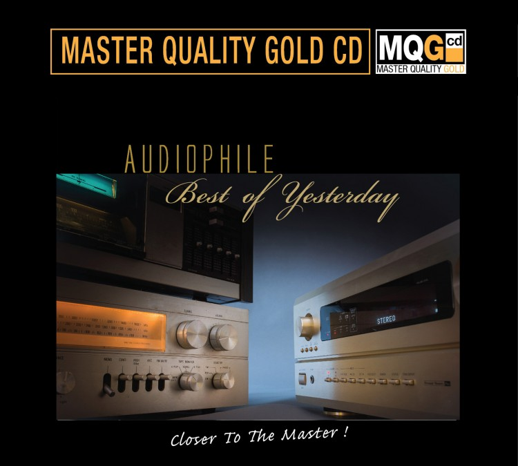 410)Various Artists - Audiophile Best Of Yesterday (MQGCD)