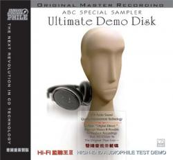 944)Various Artists - Ultimate Demo Disk (K2CD)