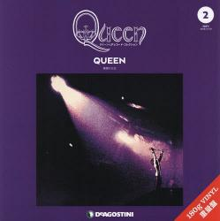 923)Queen - Queen (Record Collection DeAgostini Japan) (180g LP) 2019