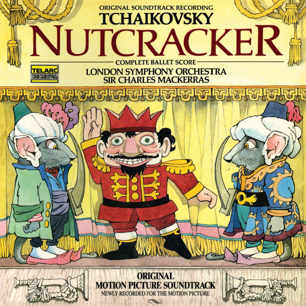 678)Tchaikovsky - Nutcracker (Original Motion Picture Soundtrack) (DMM 180g 2LP)
