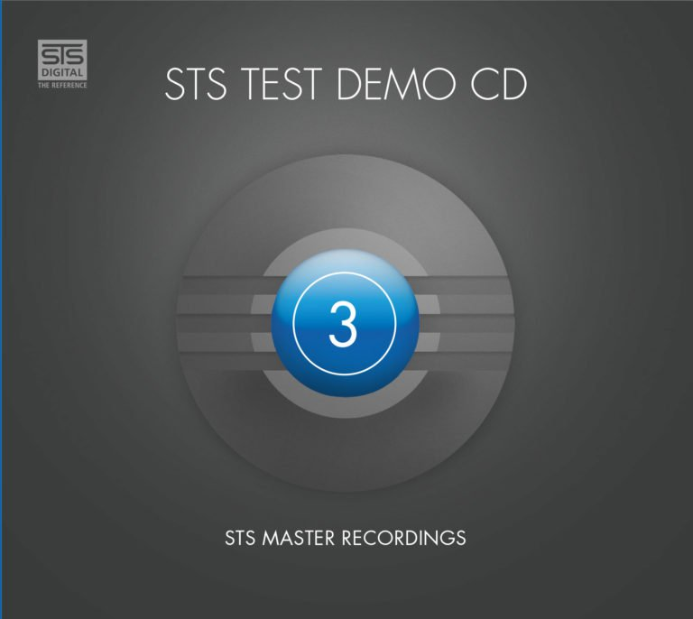 298)Various Artists - STS Test Demo CD Vol.3 (Audiophile CD)