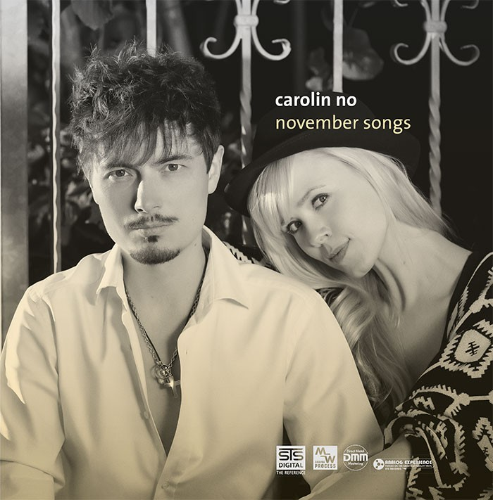 104)Carolin No - November Songs (DMM 180g Vinyl LP)