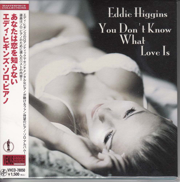165)Eddie Higgins - You Don't Know What Love Is (Japan Mini-LP CD)