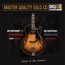 971)Wes Montgomery Trio - A Dynamic New Sound + Incredible Guitar Best Selections (MQGCD)