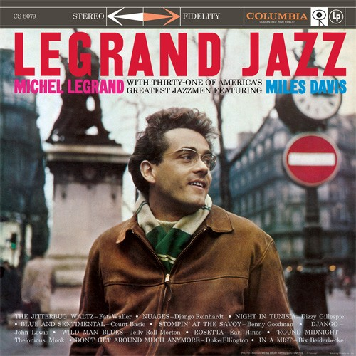 434)Michel Legrand - Legrand Jazz (180g LP)