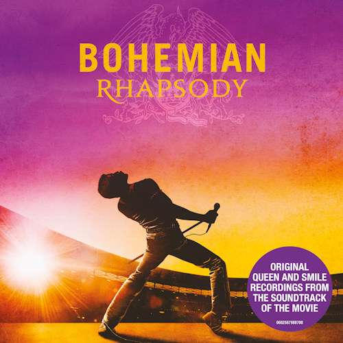 813)Queen - Bohemian Rhapsody (The Original Soundtrack) (180g 2LP) 2019